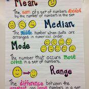 Pre-algebra Lesson 5.7: Mean, Median, Mode
