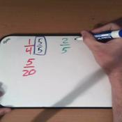 Comparing Fractions Unlike Denominators