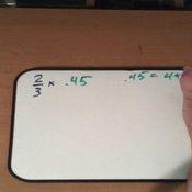 Multiplying Fractions by Decimals