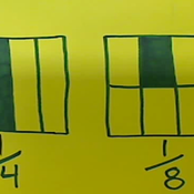 Size and Number in Fractions