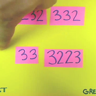 Ordering Two to Four Digit Numbers
