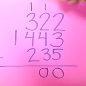Adding Three and Four Digit Numbers