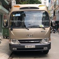 Co nen thue xe 29 cho tai cong ty van tai Ngoc Minh?
