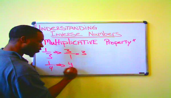 Inverse Elements