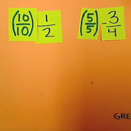 Ordering Positive and Negative Fractions