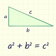Pre-algebra 6.4: Square Roots and the Pythagorean Theorem