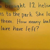 Subtracting in Word Problems