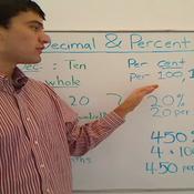 Percentages and Decimals