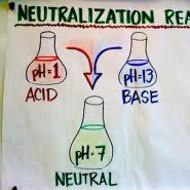 Neutralization and Hydrolysis