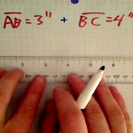 Drawing Line Segment Addition