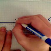 Drawing Line Segment Subtraction