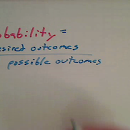 Probability Formats