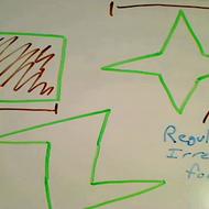 Area of Regular and Irregular Shapes