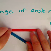 Range of Angles Measures