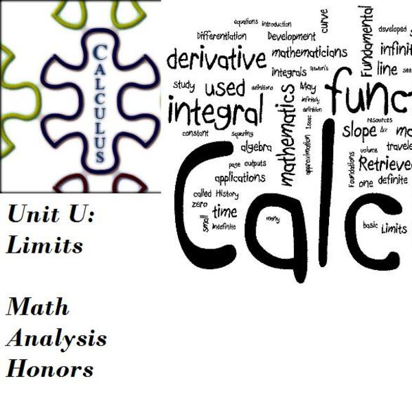 Unit U Concept 1 - What is a continuous function?