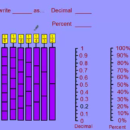 Estimating Fractions - A Visual Tool