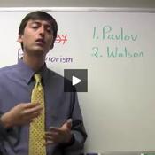 Pavlov, Watson, and Skinner on Behaviorist Theory