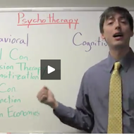 Psychotherapy: Behavioral & Cognitive Approaches