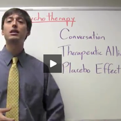 Psychotherapy: Therapeutic Relationship