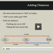 Adding Distances