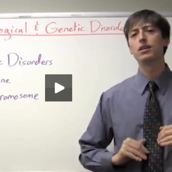 Biological and Genetic Disorders