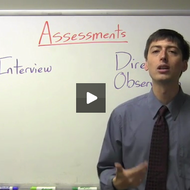 Assessment: Interviews and Direct Observation
