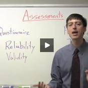 Assessment: Questionnaires and Projective Tests