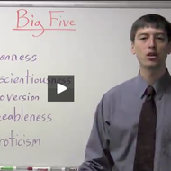 Big Five Theory