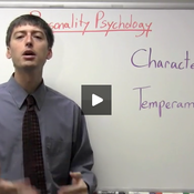 Introduction to Personality Psychology