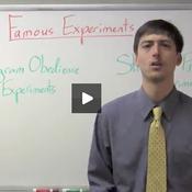 Famous Psychological Experiments