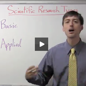 Scientific Research Types