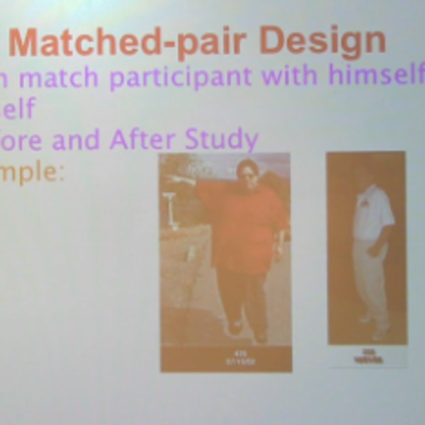 Matched-Pair Design