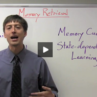 Memory Retrieval and Environment