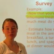 Survey Language