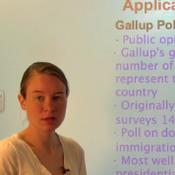 Applications of Surveys