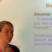 Binomial Question Type