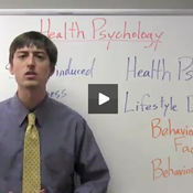 Health Psychology and Mental Disorders