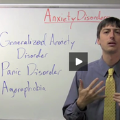 Mental Disorders- Anxiety Disorders
