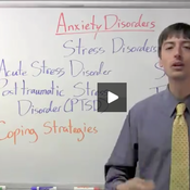 Mental Disorders- Anxiety Disorders- Stress Disorders