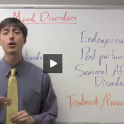 Mental Disorders- Mood Disorders- Causes of Depression
