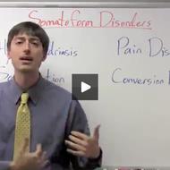 Mental Disorders- Somatoform Disorders