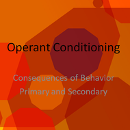 Operant Conditioning: Consequences of Behavior, Primary/Secondary