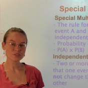 """""""And"""" Probability for Independent Events"""
