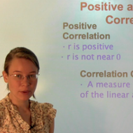 Positive and Negative Correlations