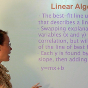 Linear Equation Algebra Review