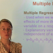 Multiple Regression