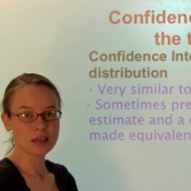 Confidence Intervals Using the T-Distribution
