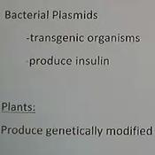 Genetic Engineering Applications