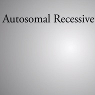 Autosomal Recessive Traits and Disorders