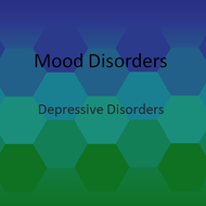 Axis I Mental Disorders:  Mood Disorders:  Depressive Disorders